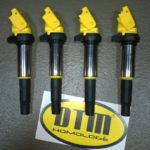 MINI R60 COUNTRYMAN all + all4 DTM MOTORSPORT GENESIS YELLOW COILS /DTM.COIL.101020