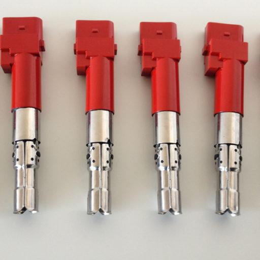 evo VW VOLKSWAGEN PHAETON 3,6 V6 3D2 DTM PERFORMANCE EVO RED COILS / DTM.EVO-802020