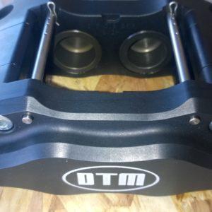 DTM .S. RACING ALUMINIUM PISTONS CALIPERS DTM.S series (4+6 pistons)