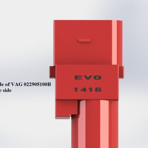 evo AUDI TT 3,2 VR6 8N DTM PERFORMANCE EVO RED COILS / Q. DTM.EVO-802020