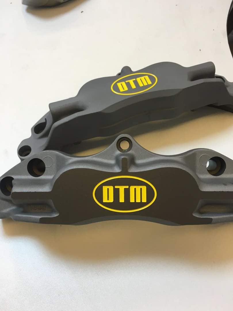 DTM .R. RACING ALUMINIUM PISTONS CALIPERS DTM.R series (4 pistons)